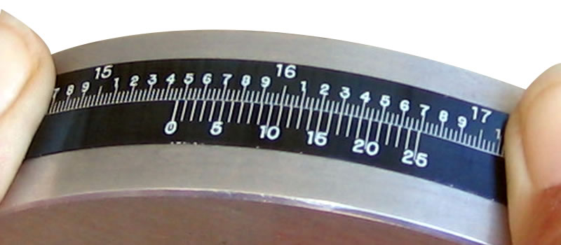Pi Tape Outside Circumference Inch Tape